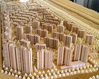木质沙盘模型制作