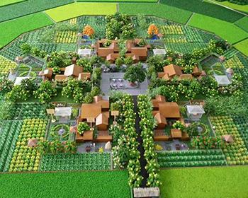 智慧农业模型制作