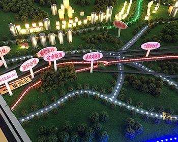 中国铁建模型制作