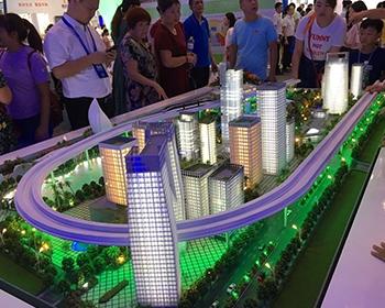 厂房建筑模型制作
