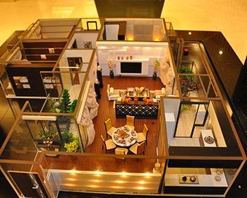 住宅户型模型制作