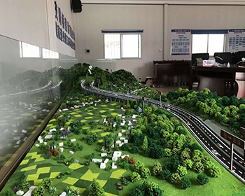 中交路桥模型